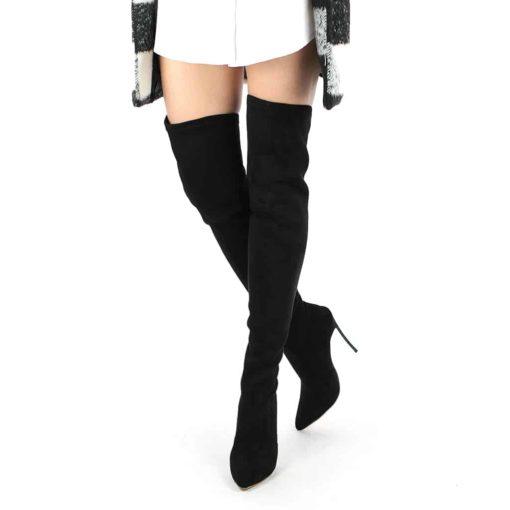 Cizme negre dama BladeBlack