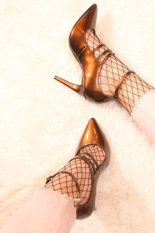 Pantofi cu toc inalt JaspalMaro