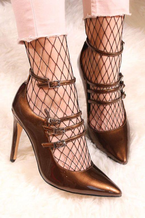 Pantofi dama cu bareta JaspalMaro