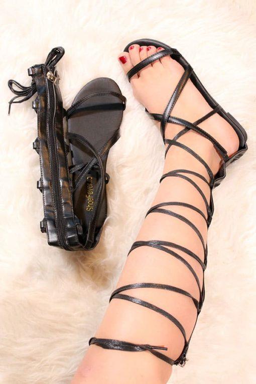 Sandale grecesti dama Aphro