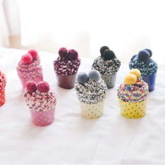 Sosete colorate - Cake Socks - culori multiple