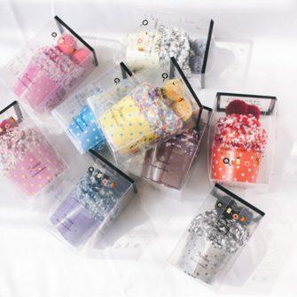 Sosete colorate - cadou