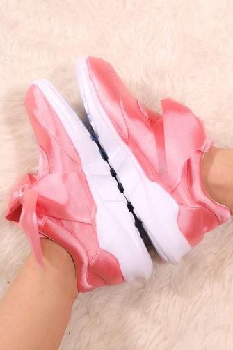 Tenisi colorati dama roz